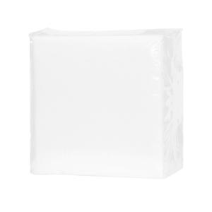 Prima Soft szalvéta 33 x 33 cm fehér, 100 darab/csomag