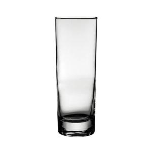 Tina üvegpohár magas 0,25 l, 6 darab/csomag