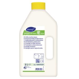 Suma Caffee clean C2.4 tisztítószer kávégépek tisztítására 2 l