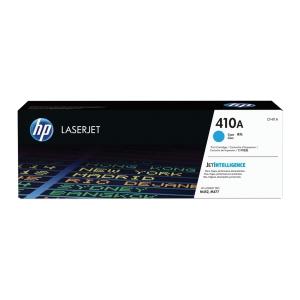 HP toner lézernyomtatókhoz 410A (CF411A) ciánkék
