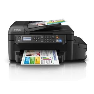 Epson L-655 színes multifunkciós tintasugaras berendezés