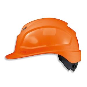 UVEX PHEOS IES védősisak, narancssárga