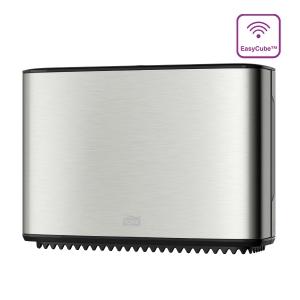 Tork 460006 Jumbo toalettpapír-adagoló, ezüst