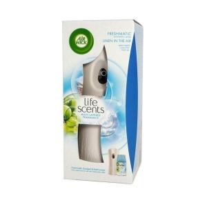 Air Wick Freshmatic automata légfrissítő + utántöltő Friss ruha + orgona 250ml