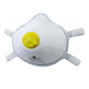 M1200VPLUS FFP2 légzésvédő maszk, formázott, 5 darab/csomag