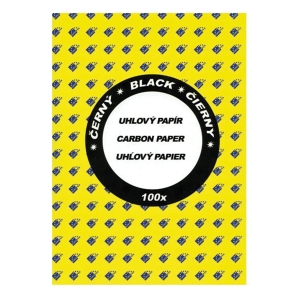 Indigó A4, fekete, 100 ív/csomag