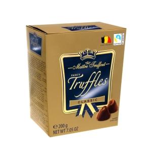 Belga kakaós trüffel praliné 200 g