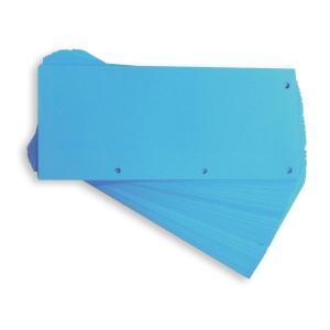 BX60 C/BOARD INDEX TABS 24X10,5CM BLUE