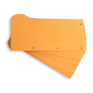 BX60 C/BOARD INDEX TABS 24X10,5CM ORANGE