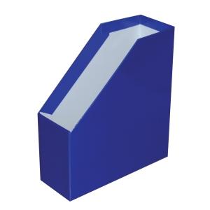 Somogy Rehab iratpapucs, extra kék, gerincszélesség: 9 cm