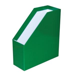 Somogy Rehab iratpapucs, extra zöld, gerincszélesség: 9 cm