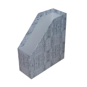 Somogy Rehab iratpapucs, extra fehér márvány, gerincszélesség: 9 cm
