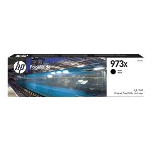 HP tintasugaras nyomtató patron 973X (L0S07AE) fekete