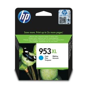 HP 953XL I/JET CART F6U16AE CYAN