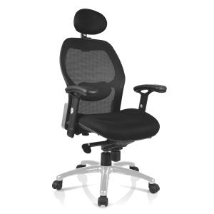 Nowy Styl Ergoflex irodai szék, fekete