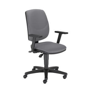Nowy Styl Drop Ergon-Up R19T irodai szék, szürke
