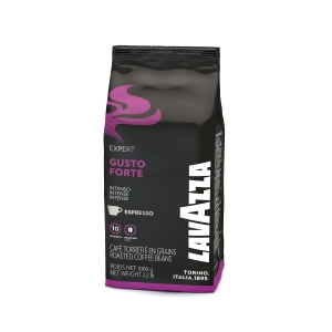 LAVAZZA GUSTO FORTE COFFEE BEANS 1KG