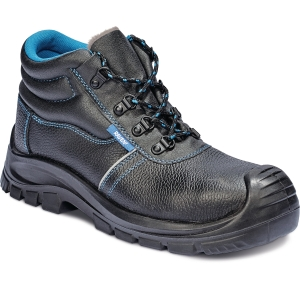 RAVEN XT S1 téli bokacipő, méret 41, fekete