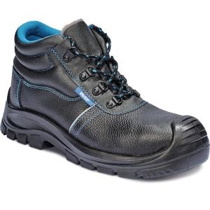 RAVEN XT S1 téli bokacipő, méret 42, fekete