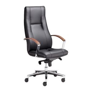 Nowy Styl King főnöki fotel, fekete