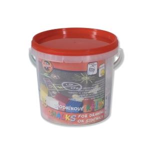 Koh-i-noor színes járdakréta, 16 db