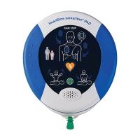 Defibrillator HeartSine AEDs Samaritan PAD 350P, Ansage in Deutsch