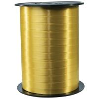 Geschenkband Clairefontaine 601775C, 7 mm x 500 m, gold