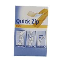 Hartmann Quick Zip Pflasterspender, elastisch/wasserfest, Set à 20 Stk.