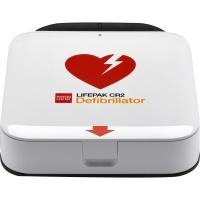 Defibrillator Lifepak CR2, Ansage in Deutsch