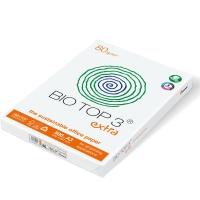 Kopierpapier Bio Top Extra A3, 80 g/m2, FSC, Packung à 500 Blatt