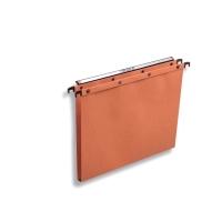 Hängemappe Elba L Oblique AZO Ultimate A4, 15 mm Boden, orange, Pk. à 25 Stk.