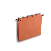 Hängemappe Elba L Oblique AZO Ultimate A4, 30 mm Boden, orange, Pk. à 25 Stk.