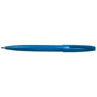 Faserschreiber Pentel Sign Pen S520, Strichbreite 1 mm, blau
