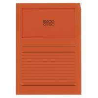 Organisationsmappe Elco Ordo Classico 29489, bedruckt, orange, Pk. à 100 Stk.