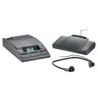 Wiedergabestation Philips LFH720, inkl. Fusspedal und Kopfhörer, analog