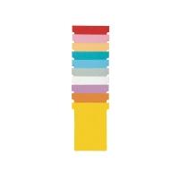T-Steckkarten zu T-Steckkartenplaner, gelb, Packung à 100 Stück