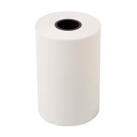 Thermopapierrollen 80x80 mm, 76 m lang, 55 g/m2, weiss, Packung à 10 Rollen