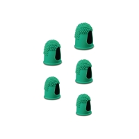 Blattwender Läufer Nr.3, 47 311 01, 17 mm,  grün, Packung à 10 Stück