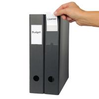 Etiketten-Halter 3L Label Holders, 35x75 mm, Beutel à 12 Stück