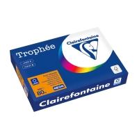 Kopierpapier Trophee 2978 A4, 80 g/m2, fluo orange, Packungà 500 Blatt
