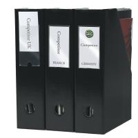 Etiketten-Halter 3L Label Holders, 75x150 mm, Beutel à 3 Stück