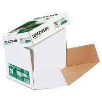 Kopierpapier Discovery A4, 75 g/m2, FSC, Cleverbox à 2500 Blatt