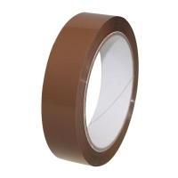 Verpackungsband Tesa strong 4024, PP, 25 mmx66 m, braun