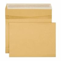 Versandtasche Elco Kraft 700521, C4, 140 gm2, mit Seitenfalten, braun