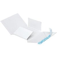 Versandverpackung Brieger 725/35, C5, für 1 CD/DVD, weiss
