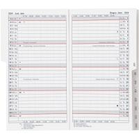 Ersatzkalendarium zu Taschenplaner Biella Luzern 855510