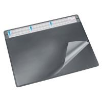 Schreibunterlage Läufer Durella Soft, 65x50 cm, schwarz