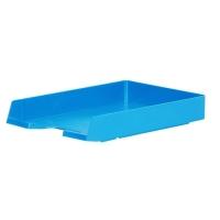 Briefkorb Biella Parat Plast, A4, blau