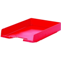 Briefkorb Biella Parat Plast, A4, rot
