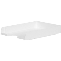 Briefkorb Biella Parat Plast, A4, weiss
